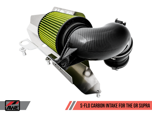 AWE S-FLO Carbon Intake System for the A90 Toyota GR Supra