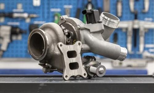 Garrett PowerMax Stage 1 GT2260S Performance Turbocharger for VW Mk7, Mk7.5 Golf, GTI, Golf R, GLI, Audi 8V A3, S3, 8S TT, TTS