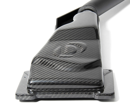 Dinan Carbon Fiber Air Intake-Strut Tower Brace BMW 550i F10 11-13