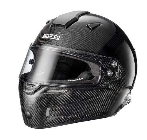 Sparco carbon-Kevlar SKY RF-7W Racing Helmet (FIA 8859-2015/SA2020)