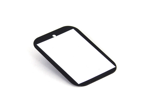 Rennline Phone Mount - Extra Steel Mounting Pad