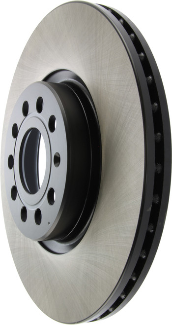 Stoptech High Carbon Premium Sport Blank Rotors 272mm (Rear) MK7/7.5 Golf GTI without Performance Package