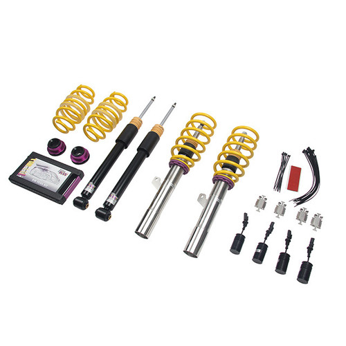 KW Coilover Kit V2 for MK7/7.5 Golf R & GTI with DCC