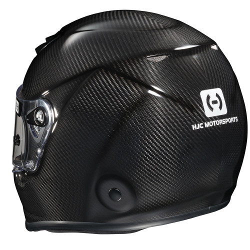 HJC Motosport H10 Carbon Fiber Racing Helmet (SNELL SA2020 APPROVED)