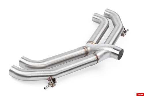 APR Verison 2  Catback Exhaust without Valves and rear muffler for MK 7/ 7.5 Golf R