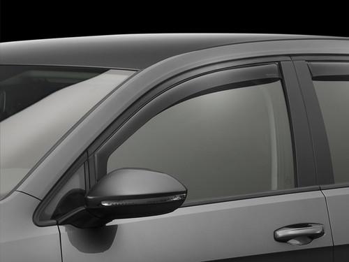 WeatherTech Side Window Deflectors for MK7/7.5 Golf TSI, GTI, R, AllTrack and Sportwagen