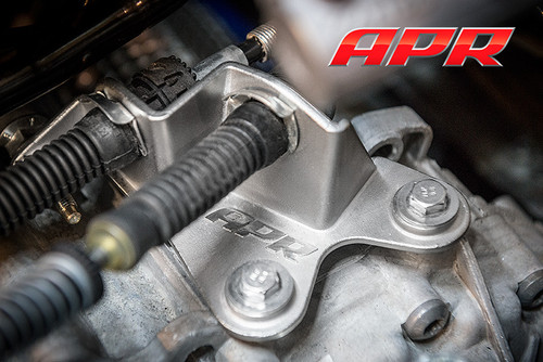APR Solid Shifter Cable Bracket