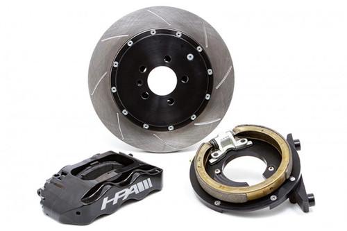 High Performance 4-Piston Aluminum Rear Brake Kit