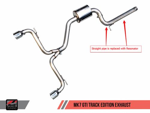AWE Tuning VW MK7/7.5 GTI Conversion Kit - Track to Touring