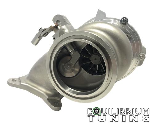 EQT Vortex Turbocharger (VW MQB Mk7 GTI, Golf R, Audi A3/S3, Audi TT/TTS)