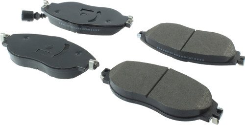 StopTech Street Brake Pads (Front) 308.17600