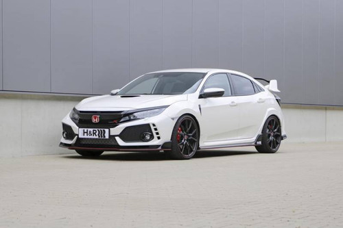 H&R Sport Springs 2017+ FK8 Honda Civic Type-R