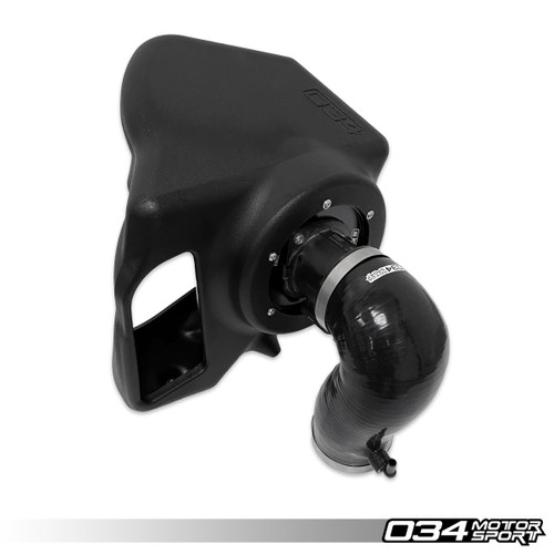 034 Motosport P34 Cold Air Intake, B9 Audi A4/A5/allroad ROW (For these vehicles that do not use a MAF sensor)