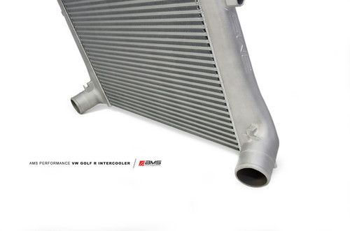 AMS  Front Mount Intercooler for 2015+ VW Golf R, GTI, Alltrack, Passat, A3/S3, TT/TTS