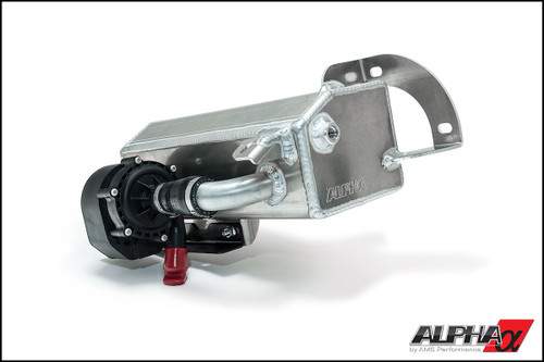 Alpha Performance Audi S4/S5 B8 Supercharger Cooler System ( NOT compatible with S4 or S5's equipped with Audi Dynamic Steering)