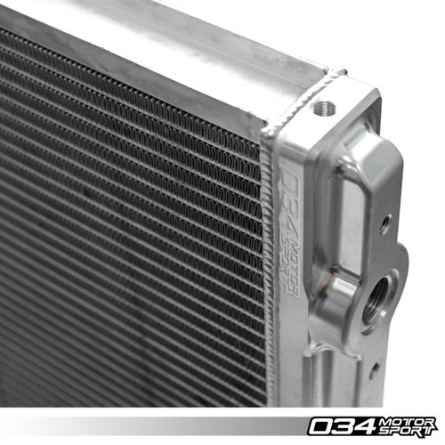 034 Supercharger Heat Exchanger Upgrade Kit for Audi B8/B8.5 S4