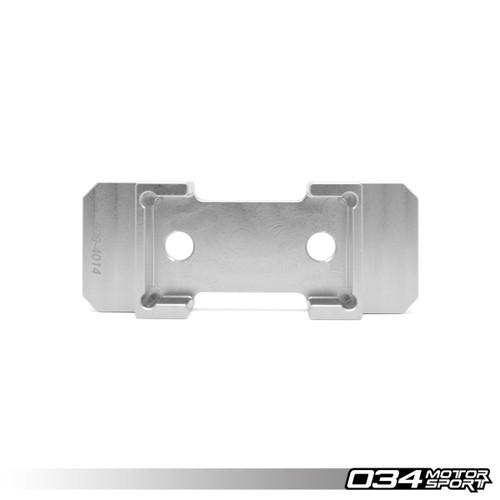 034Motorsport Transmission Mount Insert, B8 Audi A4/S4/RS4, A5/S5/RS5, Q5/SQ5 Billet Aluminum