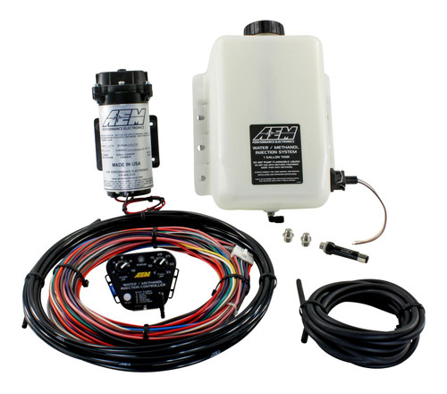 AEM V3 Water/Methanol Injection Kit ( w/ 1.15 Gallon Tank) 30-3300