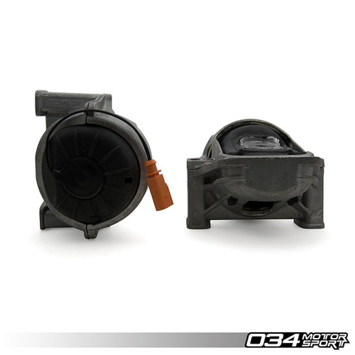 034 Motosport Motor Mount, Track Density Line, B8/B8.5 Audi A4/S4, A5/S5, Q5/SQ5 3.0 TFSI & 3.2L FSI (Sold Individually, One Vehicle Requires 2 Mounts)