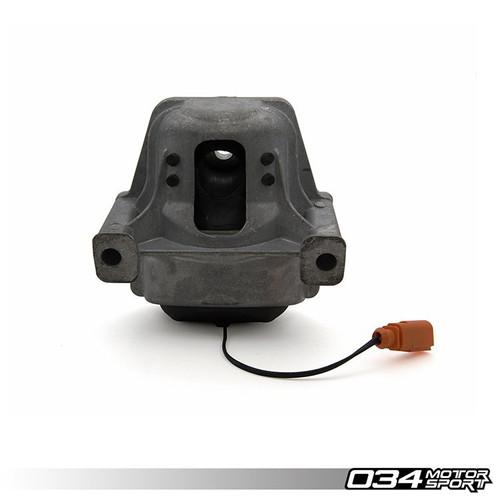 034 Motosport Motor Mount, Track/Street Density Line, B8/B8.5 Audi A4/S4/A5/S5/Q5/SQ5 3.0TFSI, 3.2FSI, and 2.0 TFSI (Sold Individually, One Vehicle Requires 2 Mounts)