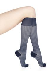 Rejuva Herringbone Compression Socks