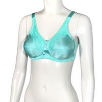 Lace Accent Bandeau Bra - Fashion Colors
