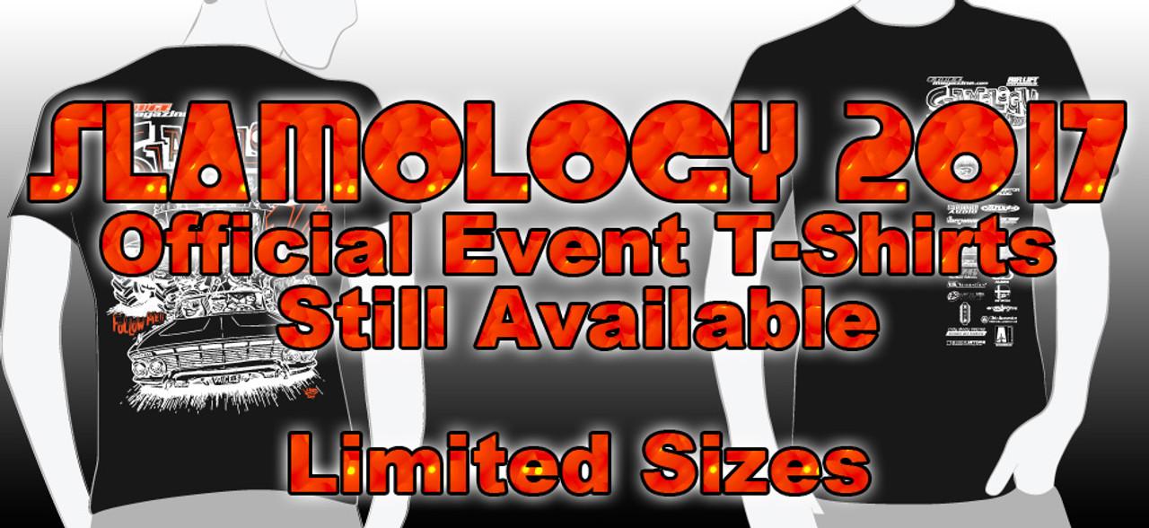 Slamology T-shirt