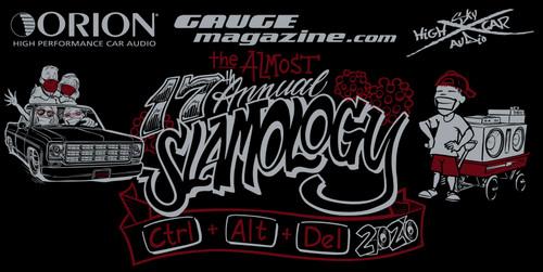 Almost Slamology 2020 Banner
