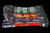 Scott Chevy Small Block Spark Plug Wire Set OVC - Standard Distributor CS-400 Colors Image