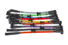 Scott Chevy Small Block Spark Plug Wire Set UH - Standard Distributor CS-405 Colors Image