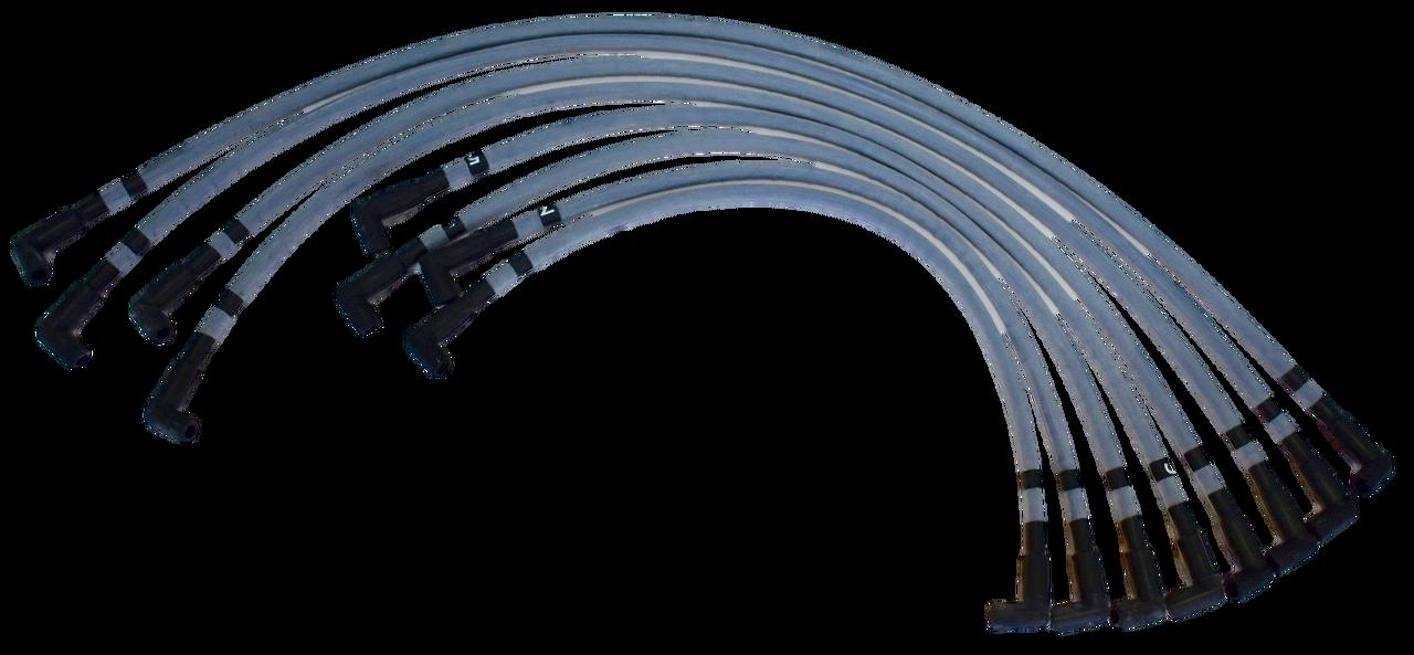 Scott Chevy BB Spark Plug Wire Set UH - Socket on