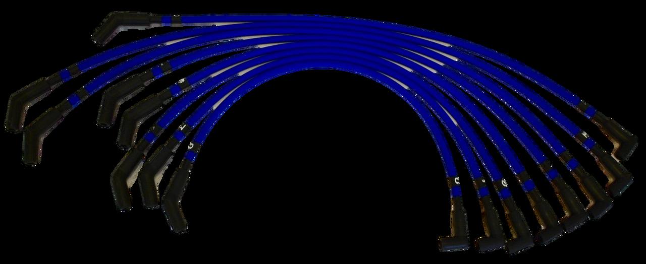 Scott Hot Rod Big Block Ford FE Spark Plug Wire Set - HEI on
