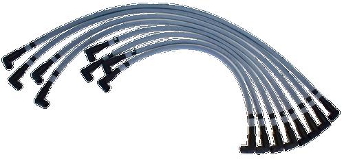 Scott Chevy Small Block Spark Plug Wire Set OVC - Standard Distributor CS-400 Image