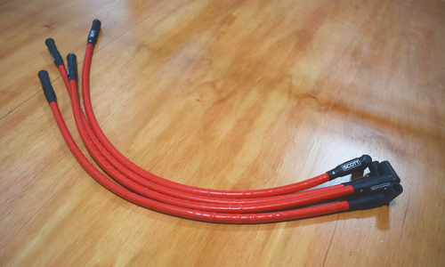 Ford Lima 2.3L 4 Cylinder Wire Set