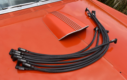 Chevy Small Block 604 Crate Wire Set