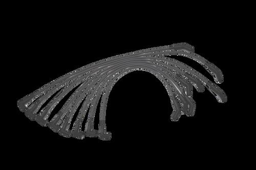 Scott Sleeveless Small Block Ford OVC - HEI Spark Plug Wire Set Image