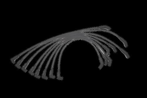 PowerSource Sleeveless Dodge 340 Small Block OVC - HEI Spark Plug Wire Set Image
