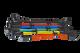 Scott Big Block Chevy Marine Spark Plug Wire Set MH-200 - Standard Configuration Colors Image