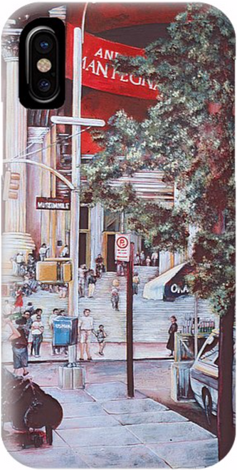 Original Painting by New York City Artist, Gaye Elise Beda. Check it out.