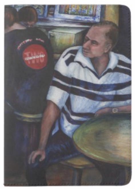 Original Painting by New York City Artist, Gaye Elise Beda.  www.gayeelisebeda.store     Check it out.