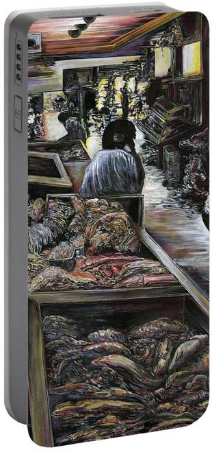 Original Painting by New York City Artist, Gaye Elise Beda.  www.gayeelisebeda.store Check it out