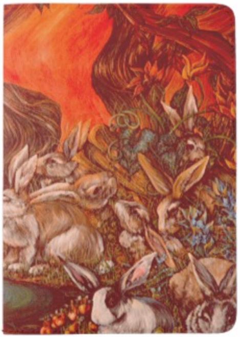 Orginal Painting by Well Seasoned New York City Artist, Gaye Elise Beda, Passport Holders