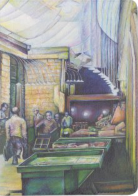 Original Painting by New York City Artist, Gaye Elise Beda. Passport Holders www.gayeelisebeda.store     Check it out.