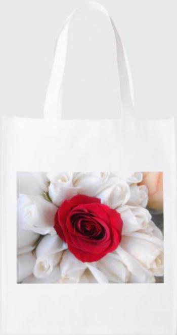 Original Photo by New York City Artist, Gaye Elise Beda.    Check it out. www.gayeelisebeda.store            Re-useable Grocery Bags