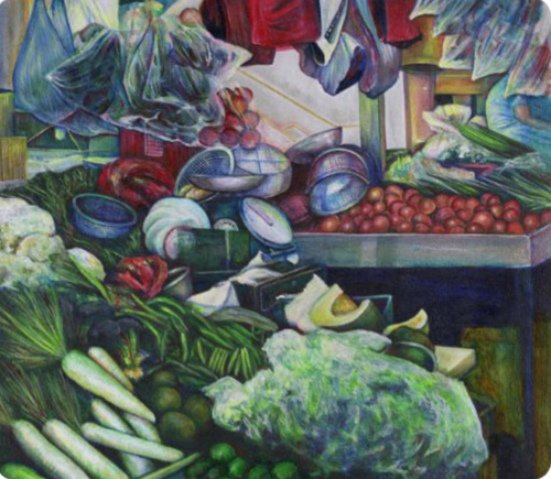 Original Painting by New York City Artist, Gaye Elise Beda. Glass Cutting Boards   Check it out. www.gayeelisebeda.store