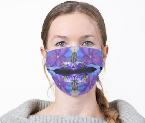 Original Photo by New York City Artist, Gaye Elise Beda.    Check it out. www.gayeelisebeda.store            Face Masks