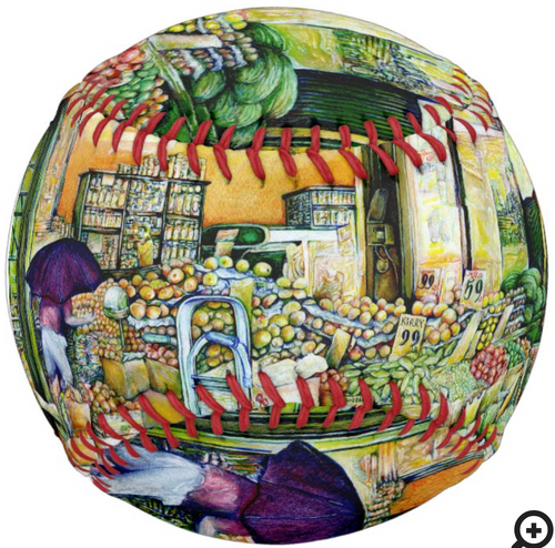 Undermining Artistic Gentrification Softballs