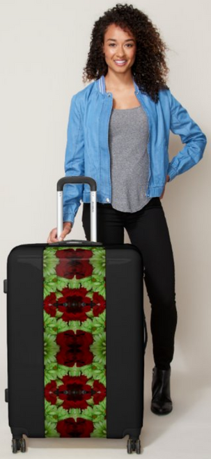 Original Photo by New York City Artist, Gaye Elise Beda. Luggage www.gayeelisebeda.store Check it out.