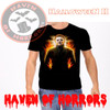 Halloween Mike Myers Flames T-shirt