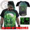 Night of The Living Dead Raglan T-Shirt